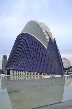 Ciudad de las Artes y las Ciencias: View 1