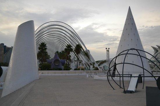Ciudad de las Artes y las Ciencias: View 5