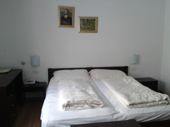 Hotel Regina delle Dolomiti: Room