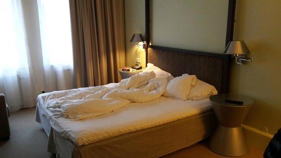 Elite Palace Hotel Stockholm: в номере