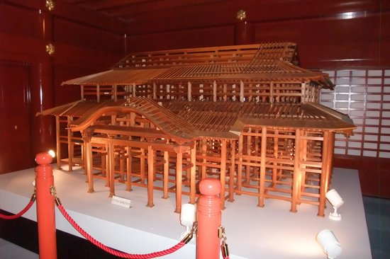 Shurijo Castle: 模型