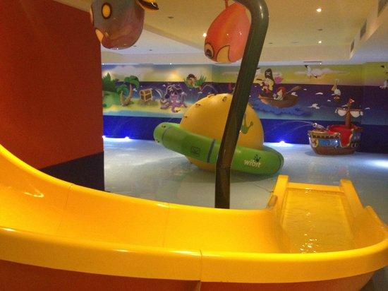 Hotel Val di Sole: Parco Acquatico per bambini
