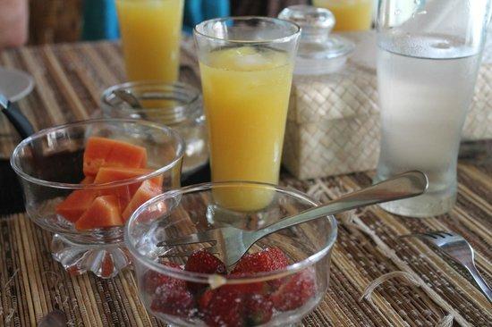 Umadasa Seminyak : colazione