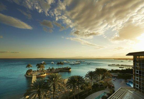 Hurghada Marriott Beach Resort : The View
