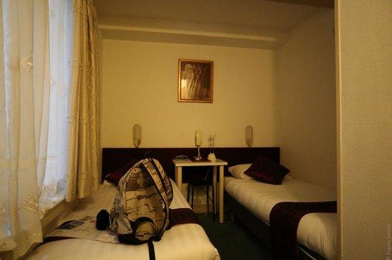 Hotel Hoksbergen: Room