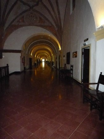 Hotel Monasterio de Piedra & Spa: interior