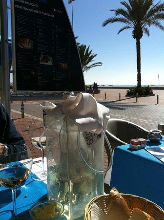 Le Flore : Meilleur restaurant d'Agadir