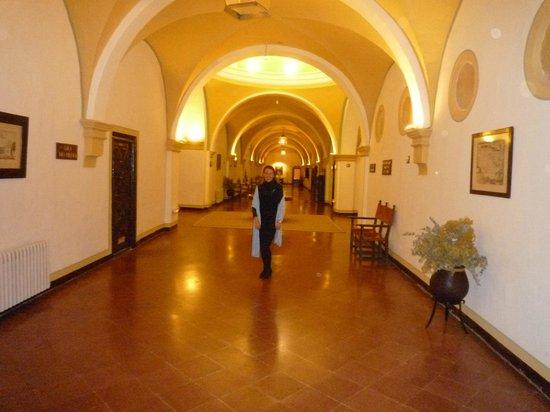 Hotel Monasterio de Piedra & Spa: puerta de habitacion