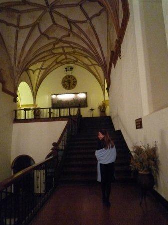 Hotel Monasterio de Piedra & Spa: maravillosos techos