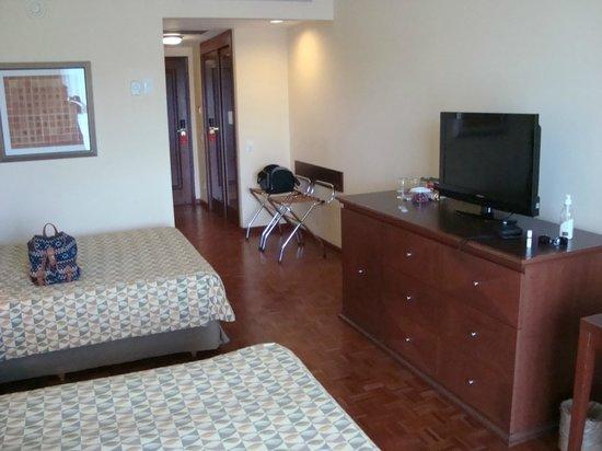 Bourbon Atibaia Convention & Spa Resort: Quarto