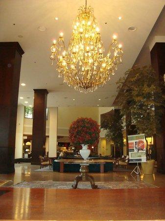 Bourbon Atibaia Convention & Spa Resort: Hall da recepção