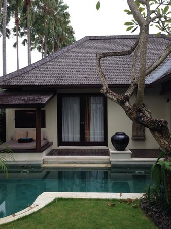 Villa Air Bali Boutique Resort & Spa : One bedroom pool villa