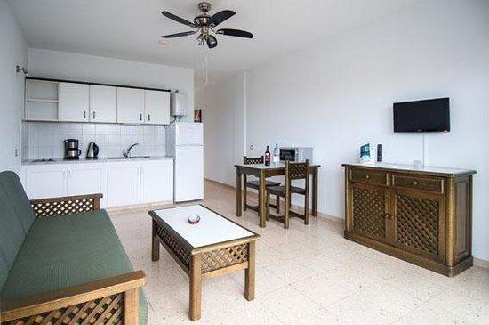 Apartamentos Los Marinos: Cocina
