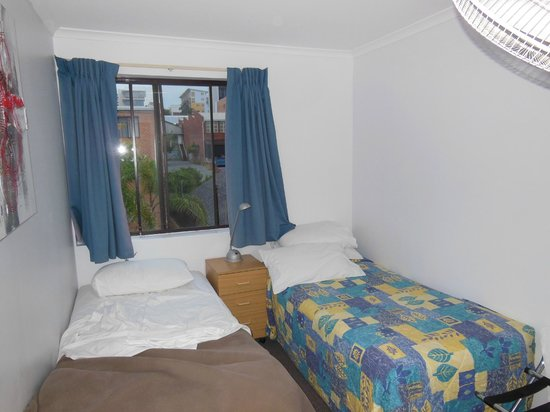 City Stay Apartment Hotel : Twin bedroom 2