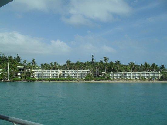 Cruise Whitsundays : Day dream island
