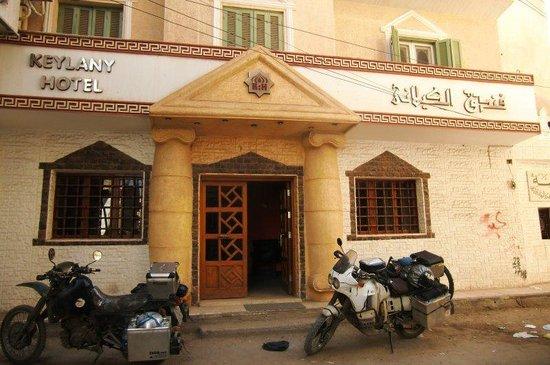 Keylany Hotel: Front of Keylany