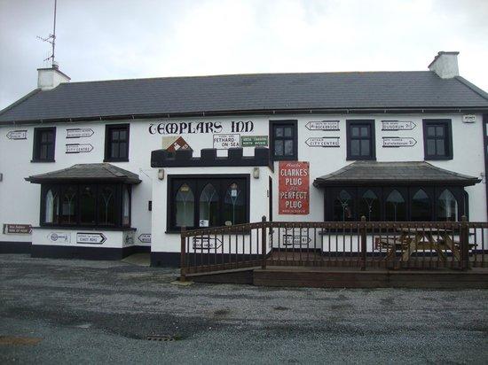 Templars Inn Restaurant: Interesting front of building