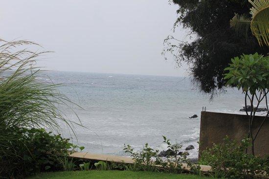 Villa Bukit Segara: Sea view