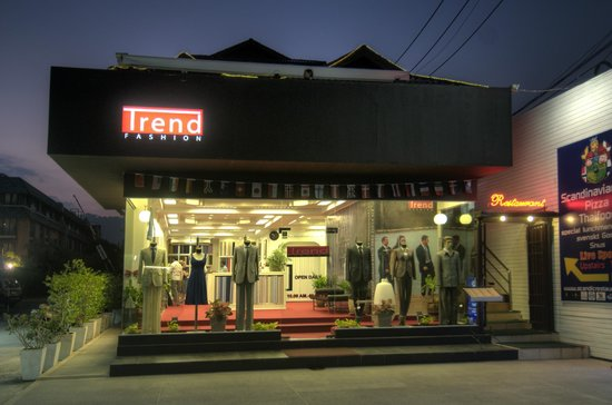 Trend Fashion Tailor