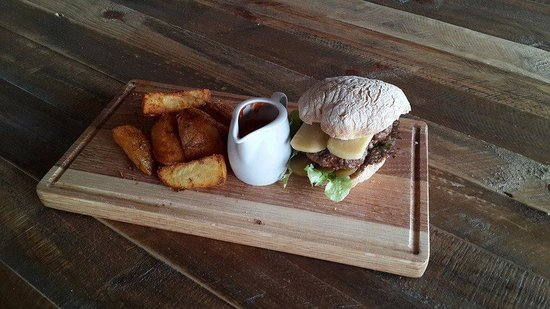 Wild Fig Farm: Hoe made Burger