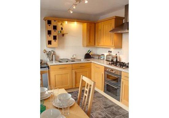 Lets Edinburgh: Kitchen