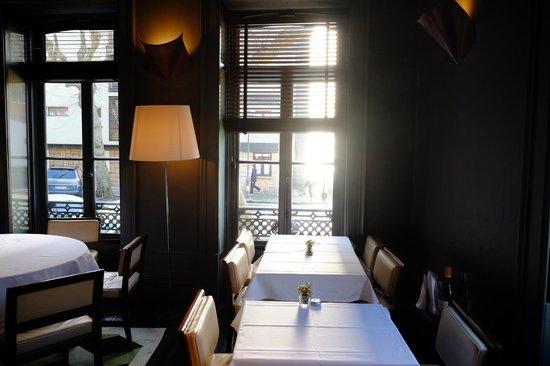 Cafeina: Restaurant