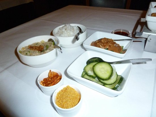 Puri Mas: Rijstaffel side dishes
