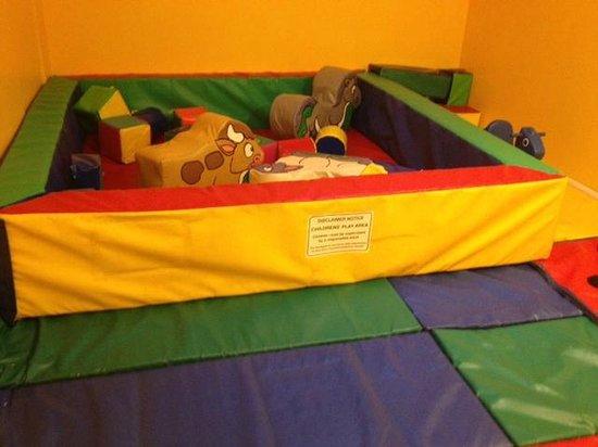 Ye olde globe: Soft Play Area