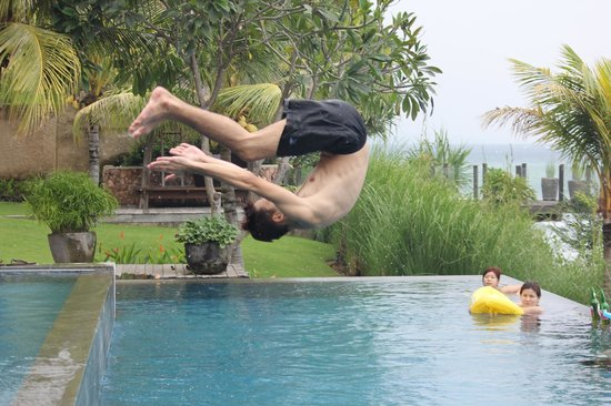 Villa Bukit Segara: Fun time