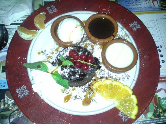 Le Barabulle: Dessert