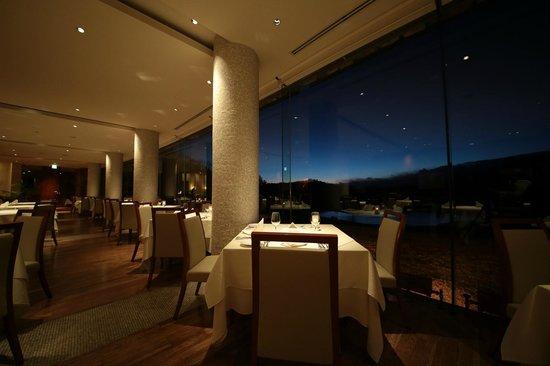 Island Hotel & Resort Nasu: レストラン「那須テラス」