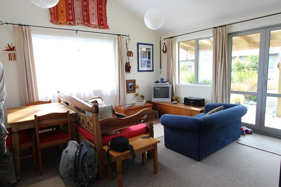 Te Anau Holiday Houses: room
