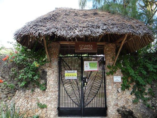 Zawadi Residence : Ingresso