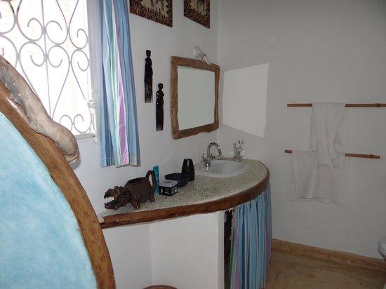 Zawadi Residence : bagno