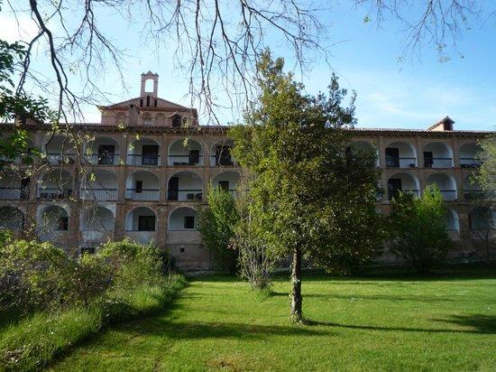 Hotel Monasterio de Piedra & Spa: exterior