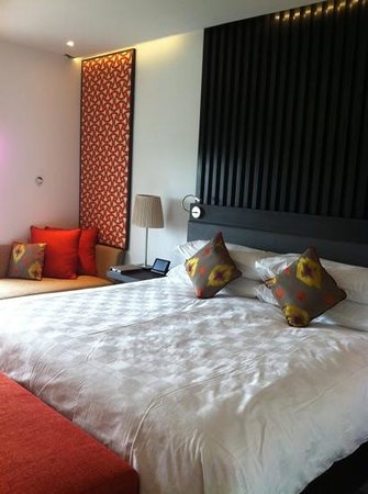 Sama-Sama Hotel KL International Airport: the comfy bed