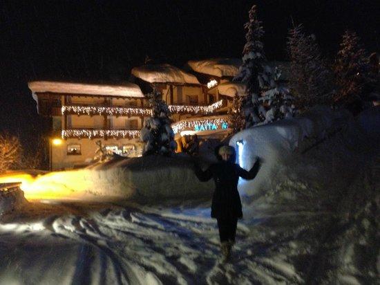Baita Montana Spa Resort: stupendo............