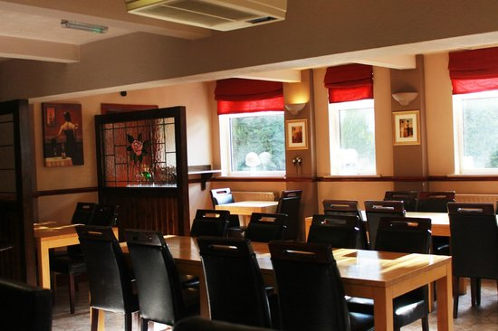 Roseview Hotel: Dining Area