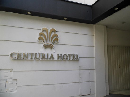 Centuria Hotel Buenos Aires : Logotipo do hotel