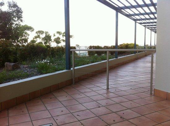 Ramada Resort Shoal Bay: View from balcony