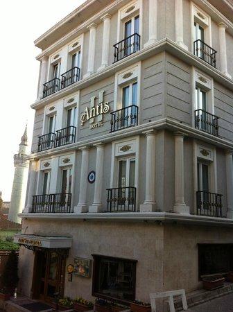 Antis Hotel: Hotel Antis
