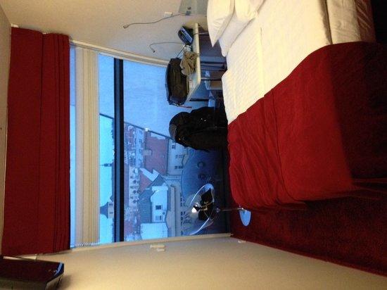 Design Metropol Hotel Prague: letto matrimoniale