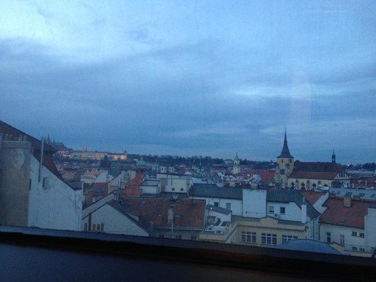 Design Metropol Hotel Prague: panorama di giorno