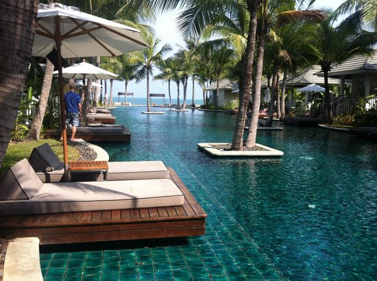 Rest Detail Hotel Hua Hin: Pool Village .. Traumhaft