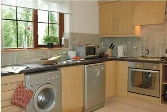 Lakeside Cottages Drumcong: Well equipped kitchens