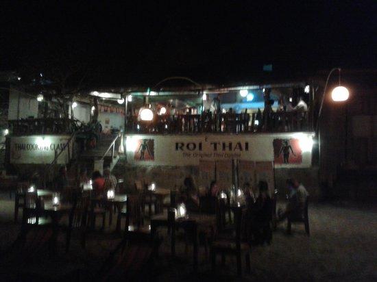 Roi Thai: cena sul mare
