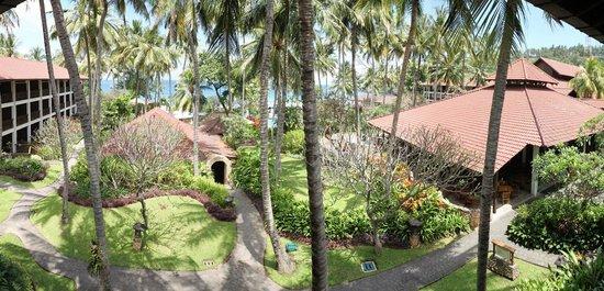 Sheraton Senggigi Beach Resort: Zimmeraussicht