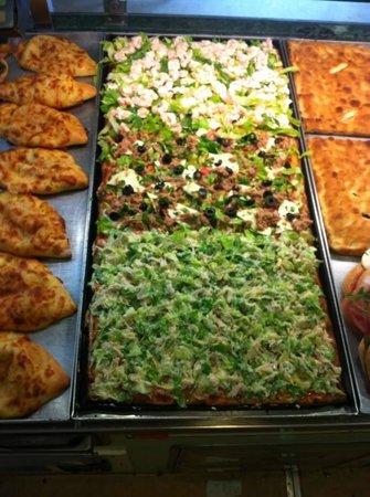 Pizza Europa Rustica: pizza