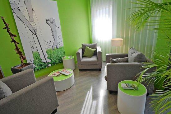Quality Hotel du Golf Montpellier Juvignac : Lounge