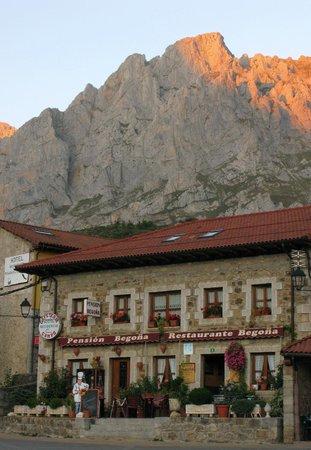 Posada de Valdeon, إسبانيا: Pensión-Restaurante Begoña, Posada De Valdeon